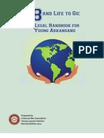 A Legal Handbook for Young Arkansans