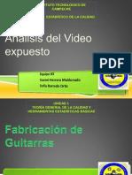 Guitarra(Fabricacion)