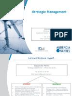 Strategic Management MLPS09-Perrin