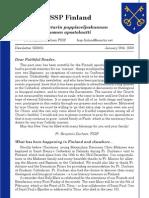 Newsletter 0901