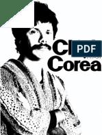 Chick Corea -Piano transcriptions!