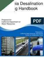 California Desal Handbook