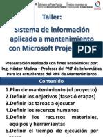 sistemainformacionaplicadomantenimientoproject2010-120712025736-phpapp02