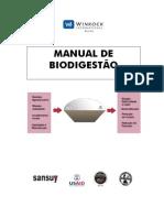 Manual Biodigestor Winrock