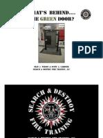 Green Door Conventional FE Door PDF