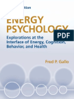 Fred Gallo - Energy Psychology