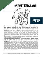 waarom olifanten