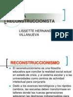 Escuela Reconstruccionista