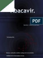 Abacavir disertacion