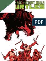 Teenage Mutant Ninja Turtles #16 Preview