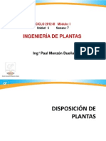 SEMANA 07- DISPOSICIÓN DE PLANTAS (1)
