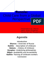 Russias Childcare From a Global Perspective