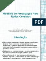 40173-Modelos de Propagacao Bruna e Luiz