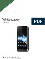 Whitepaper en St21i2 Xperia Tipo-dual