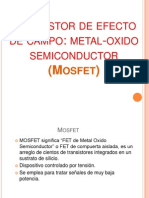 Fet Metal Oxido Semiconductor