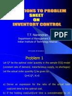 Or Sol7 Inventory Control