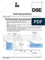 Earth Fault Protection