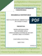 Manual de Gestion Ambiental