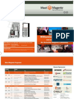 Meet Magento 1-09 Programm