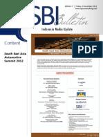 Strategic Business Insight E-bulletin - 7