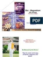 BIO MAGNETISM - FUTURE OF HEALTH