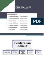 Deteksi Dini Kala IV