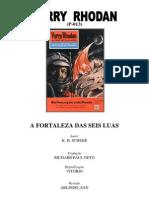 P-013 - A Fortaleza Das Seis Luas - K. H. Scheer