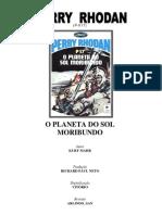P-017 - O Planeta Do Sol Moribundo - Kurt Mahr
