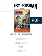 P-026 - Duelo de Mutantes - Clark Darlton