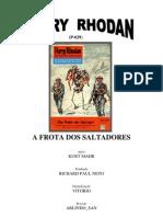 P-029 - A Frota Dos Saltadores - Kurt Marh
