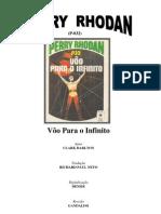P-032 - Vôo Para o Infinito - Clark Darlton