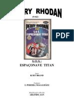 P-042 - S.O.S. Espaçonave Titan - Kurt Brand