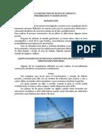 Procesos Constructivos de Pilotes de Concreto