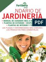 Calendario de Jardinería de Fertiberia