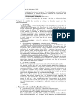 Barrere Et Sembal, Sociologie de l Education, 1998