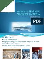 P-2 -Industri Garam & Berbagai Senyawa Natrium