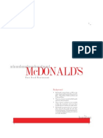 Mcdonald Promotion