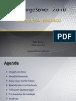 Exchange 2010  - Overview Técnico - pt-br