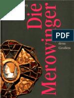 Patrick J. Geary, Die Merowinger-Europa von Karl dem Großen (1996)