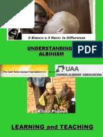 Understanding Albinism