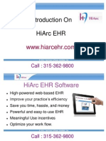 Electronic Health Record Software