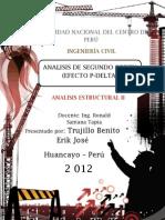 Informe Analisis Estrutural II-portico
