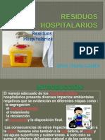 Diapositivas de Residuos Hospitalarios