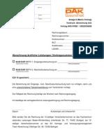 AVBIBE2010-Anlage 8 Rechnungsvordruck Arzt