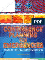 Contingency Planning for Emergencies_a Manual for Lgus