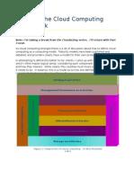 Defining a Cloud Computing Framework CCJ