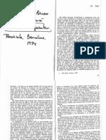 Radcliffe-Brown. Estructura y función en la sociedad primitiva. Tabú