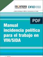 alliance - manual incidencia política para el trabajo en vih-sida - advocacy_toolkit_spanish