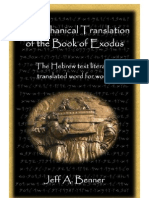 CursoDeHebreo.com.ar - A mechanical Translation of the book of Exodus - Jeff A.Benner