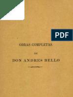 Proyecto Inedito de Codigo Civil Andres Bello